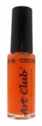 Picture of Art Club Nail Art - NA053 Neon Orange