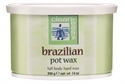 Picture of Clean + Easy - 41153 Brazilian Hard Wax 14 oz / 396 g