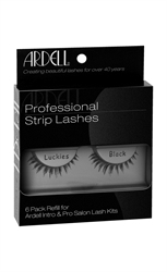 Picture of Ardell Eyelash - 60065 Natural Luckies Black 6 Packs