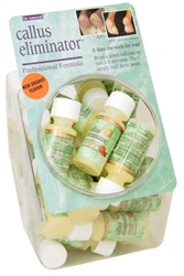 Picture of Prolinc Callus - 21410 Callus Eliminator-Fresh Orange Scent 1 fl oz / 29 mL 36pc fishbowl
