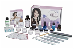 Picture of EzFlow Powder - 42040 High Definition Acrylic HD Pro Line Kit