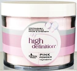 Picture of EzFlow Powder - 42053 HD Pink Powder Net Wt 4 oz / 113 g