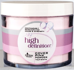 Picture of EzFlow Powder - 42054 HD Cover Pink Powder Net Wt 4 oz / 113 g