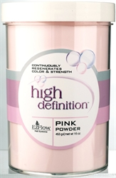Picture of EzFlow Powder - 42057 HD Pink Powder Net Wt 16 oz / 453 g