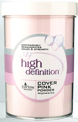 Picture of EzFlow Powder - 42058 HD Cover Pink Powder Net Wt 16 oz / 453 g