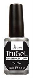 Picture of EzFlow TruGel - 42259 Polish Top Coat - .5oz