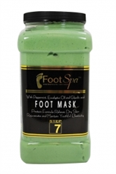 Picture of Footspa Item# 02518 Foot Mask  1 gallon (128 oz)