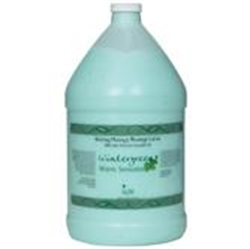 Picture of La Palm Lotion - 66609 Winter Green Massage Lotion 1 gallon (128 oz)