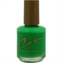 Picture of Cm Nail Polish Item# 219 Forever Green
