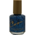 Picture of Cm Nail Polish Item# 243 Sparkling Blue