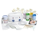 Picture of Satin Smooth - SSW08CKIT Professional Double Warmer Wax Kit