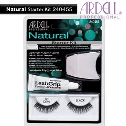 Picture of Ardell Eyelash - 240455 Natural 101 Demi Black Starter KIT