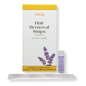 Picture of Gigi Waxing Item# 0399 Lavender/Vanilla Removal Strips - Face