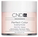 Picture of CND Powder - 03236 Perfect Color Powder - Warm Pink - 3.7oz