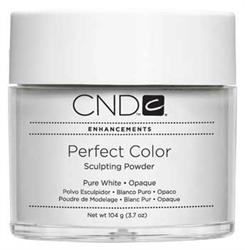 Picture of CND Powder - 03052 Perfect Color Powders - Pure White - 3.7oz