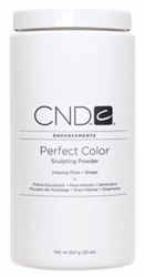 Picture of CND Powder - 03713 Perfect Color Powders - Intense Pink - 32oz