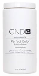 Picture of CND Powder - 03065 Perfect Color Powders - Pure Pink - 32oz