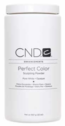 Picture of CND Powder - 03055 Perfect Color Powders - Pure White - 32oz