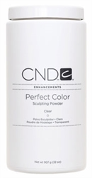 Picture of CND Powder - 03085 Perfect Color Powders - Clear - 32oz