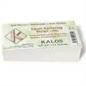 "Picture of Kalos Waxing - K400 Non-Woven Epilating Facial Strips 1.2"" x 5"", 100 Pack"