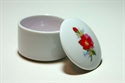 Picture of Kuang Lung - Porcelain Mini Pink & White Powder Dish
