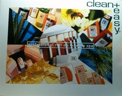 Picture of Clean + Easy - 14-1796 Professional Roll on Waxing Spa FREE