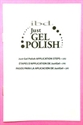 Picture of Ibd Just Gel Polish - 12-0118 Just Gel Polish Application Steps FREE