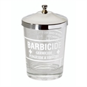 Picture of Barbicide Item# 50410 Table Jar