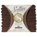 Picture of Fromm Item# 45012 Chocolate Softees Microfiber Towel 10/Pk