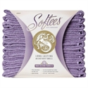 Picture of Fromm Item# 45037 Lilac Softees Microfiber Towel 10/Pk