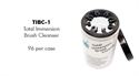 Picture of Apollo Beauty - TIBC1 Total Immersion Brush Cleanser