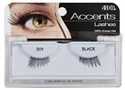 Picture of Ardell Eyelash - 61301 Accent Lashes 301 BLACK