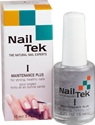 Picture of Nail Tek Item# 55501 Maintenance Plus I 0.5 oz