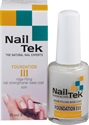 Picture of Nail Tek Item# 55512 Foundation III 0.5 oz