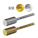 Picture of Startool Carbide - STF-Small-G Carbide Bits Fine Small Barrel Gold STF 3/32 (2.35mm) - Boxed
