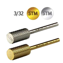 Picture of Startool Carbide - STM-Small-G Carbide Bits Small Medium Barrel Gold STM 3/32 (2.35mm) - Boxed