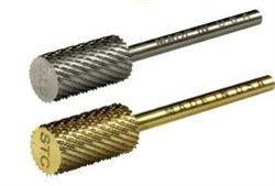 Picture of Startool Carbide - STC-Small-G Carbide Bits Coarse Small Barrel Gold 1/8 (3.175mm) - Boxed