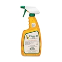Picture of Citrus Item# 12221 Citrus II Hospital Germicidal Deodorizing Cleaner 22oz