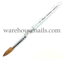 Picture of Petal Silver Cap Brush - 20