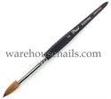 Picture of Petal Black Brush - 16