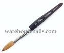 Picture of Petal Black Brush - 22