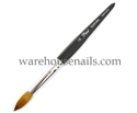 Picture of Petal Black Brush - 18