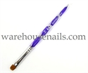 Picture of 999 Kolinsky Purple French Brush - 10