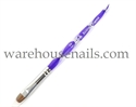 Picture of 999 Kolinsky Purple French Brush - 12