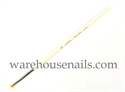 Picture of Fuji Ginza White Nail Art Brushes - 13
