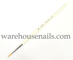 Picture of Fuji Ginza White Nail Art Brushes - 9