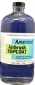 Picture of Amerinail Item# Amerinail Airbrush TopCoat 32 oz