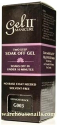 Picture of Gel II 0.47 oz - G003 Midnight Black