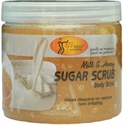 Picture of SpaRedi Item# 01190 Sugar Scrub Milk & Honey 16 oz