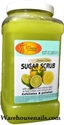 Picture of SpaRedi Item# 01170 Sugar Scrub Lemon & Lime 1 gallon (128 oz)
